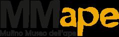 MMape | Mulino Museo dell'ape Logo